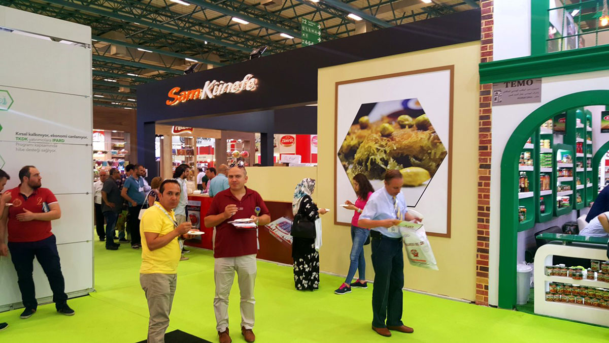 world food fair ltd Worldfood istanbul is the largest food and drink trade show tüyap fair convention and congress attracting companies from around the world see who they.