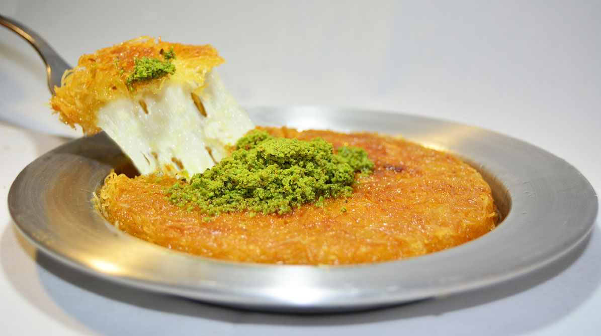 Kunefe - Thổ Nhĩ Kỳ.